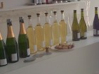 Auswirkung des Verschlieens auf die Entwicklung von Wein in der Flasche.