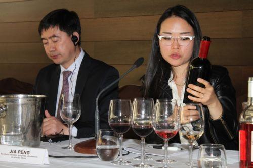 VI Jornada Diam: Ziel China