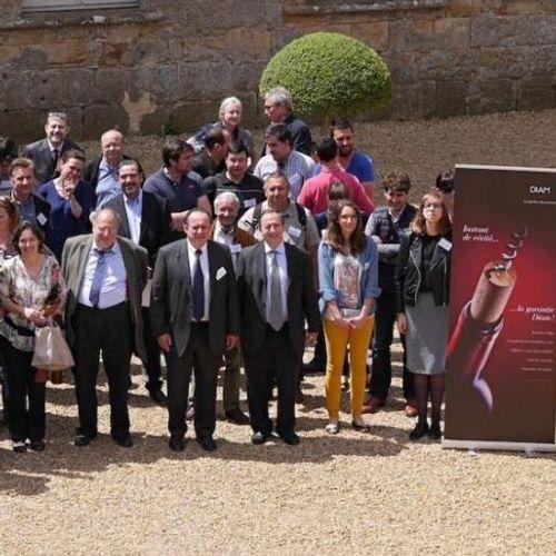 Diam-Treffen in Narbonne