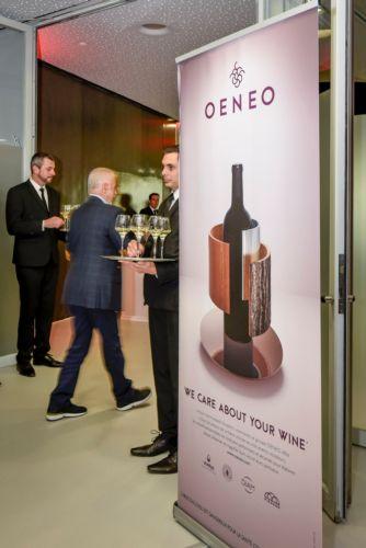 Oeneo-Abend zum Anlass der unumgänglichen Weinmesse Vinitech in Bordeaux