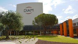 """Das Unternehmen Diam Bouchage eröffnet seine neue Fabrik """"Diamant III"""" in Frankreich, im Herzen der Languedoc-Roussillon-Region"""