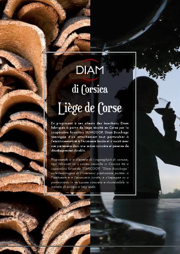 Diam Bouchage bringt den Korken von Korsika heraus