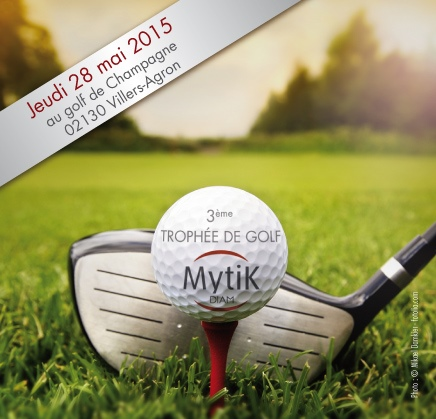 Les tournois de golf Diam & Mytik