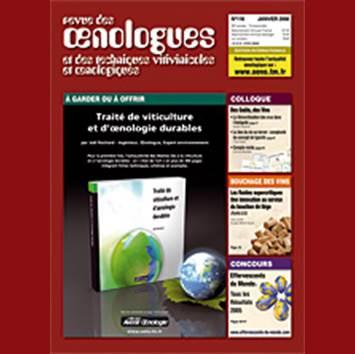 FRANCE  - Revue de Œnologues : Supercritical fluids