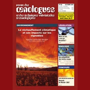 FRANCE - Revue des Œnologues - Diam cork