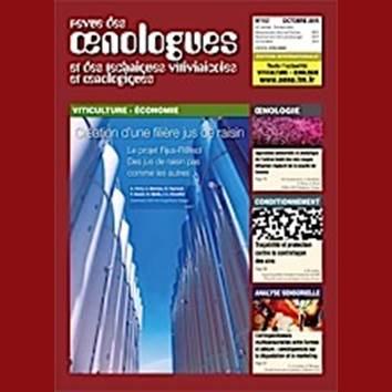 """FRANCE - Revue des Œnologues n°157 - """"varietal thiol"""""""
