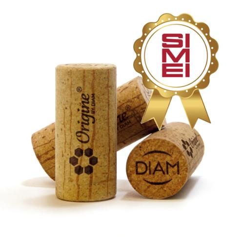 Ein neuer Preis für dem Korken Origine by Diam®!
