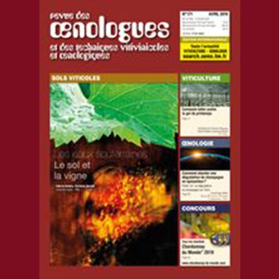 FRANCE - Revue des Œnologues n°171 -  OIR / OTR (partie 2/3)