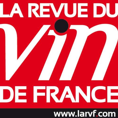"""Diam Partner der Wein-Trophäen des Magazins """"La Revue du vin de France"""" RVF (Frankreich)"""