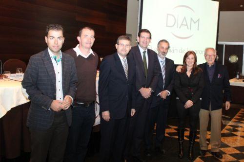 Jornada DIAM 2013 (Spanien)